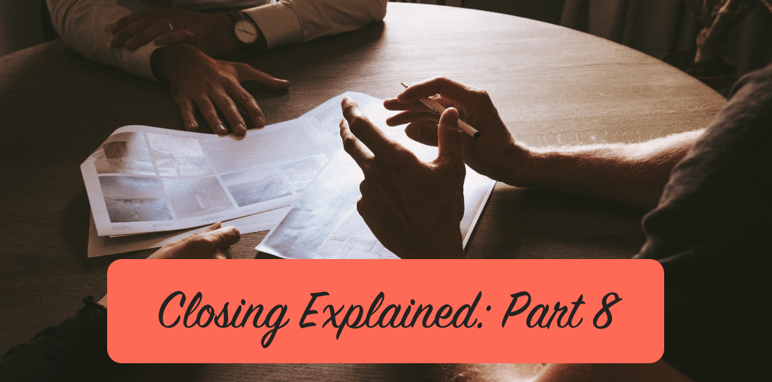 Closing Explained: Part 8, Types of Title Insurance