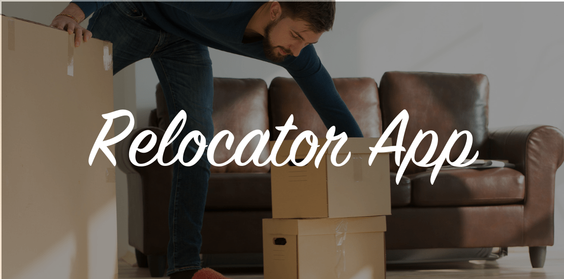 Relocator App