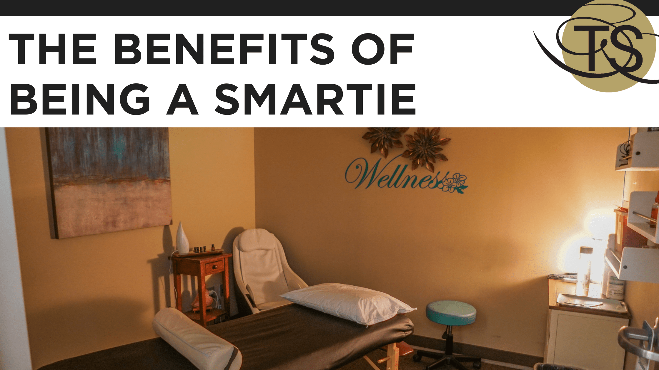 The Benefits of Being a Smartie